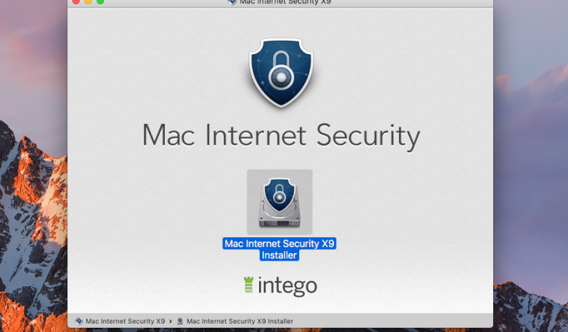 Mac OS X and Intego Family Protector