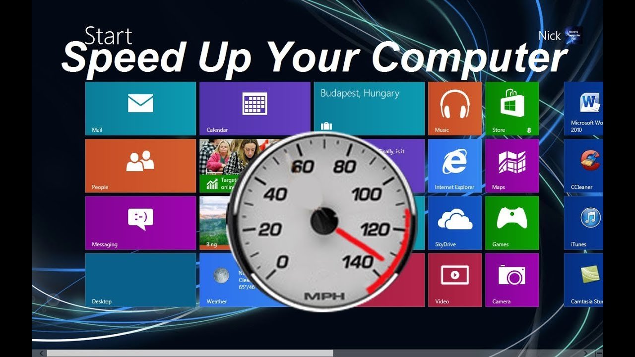 Easy Programs That Can Speed Up Your Computer