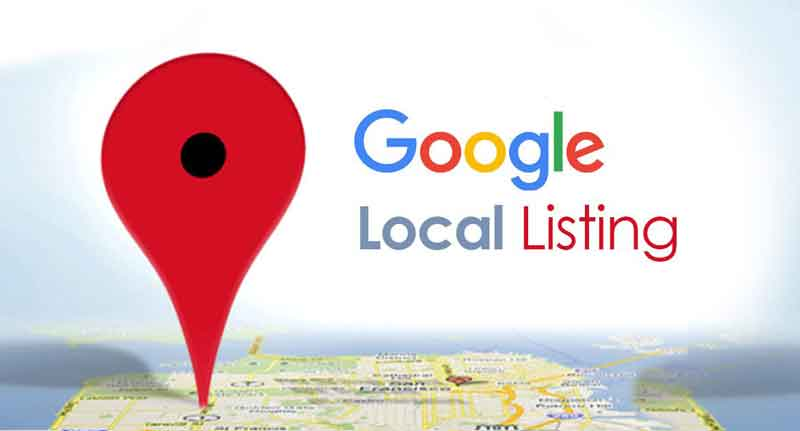 Ranking in Google Local Listings