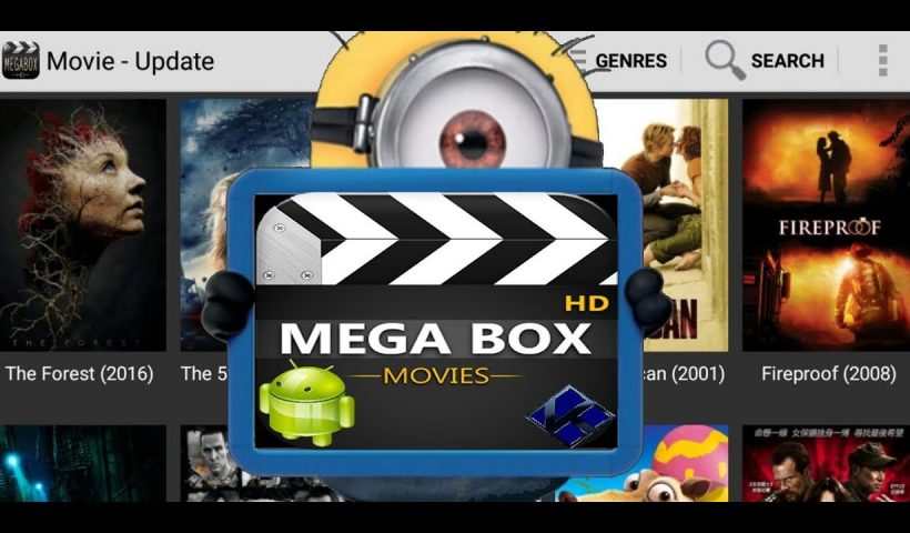 Watch Free Movies And TV Shows With MegaBox