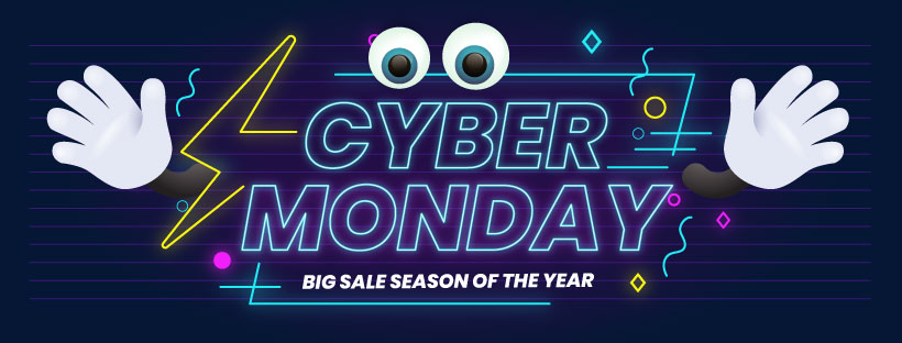Cyber Monday big sale offer