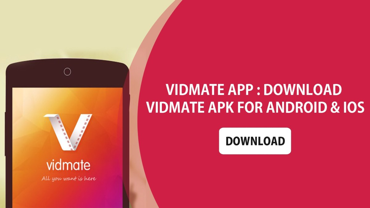 Features of Using Vidmate App