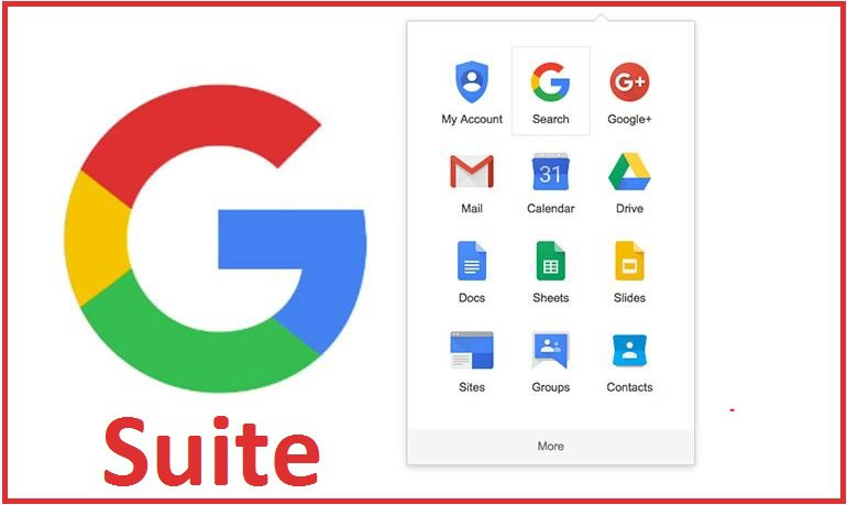 G Suite an Ideal Blogging too