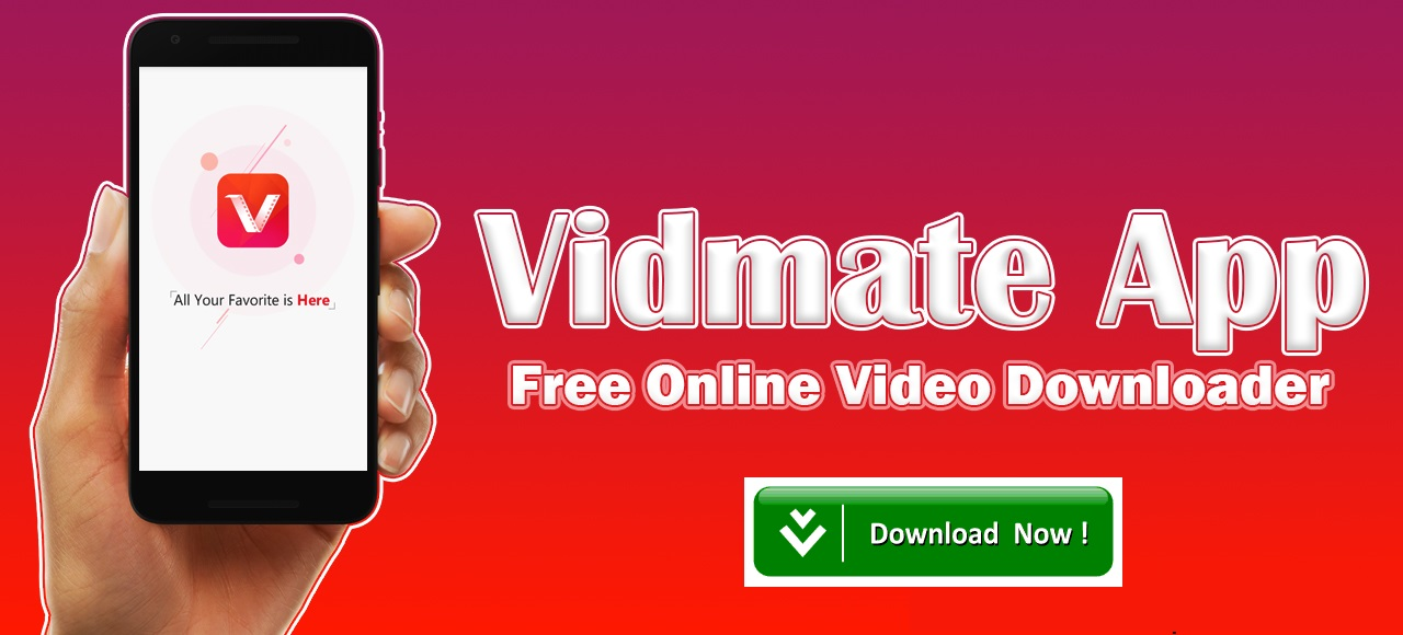 Vidmate App For Downloading Videos