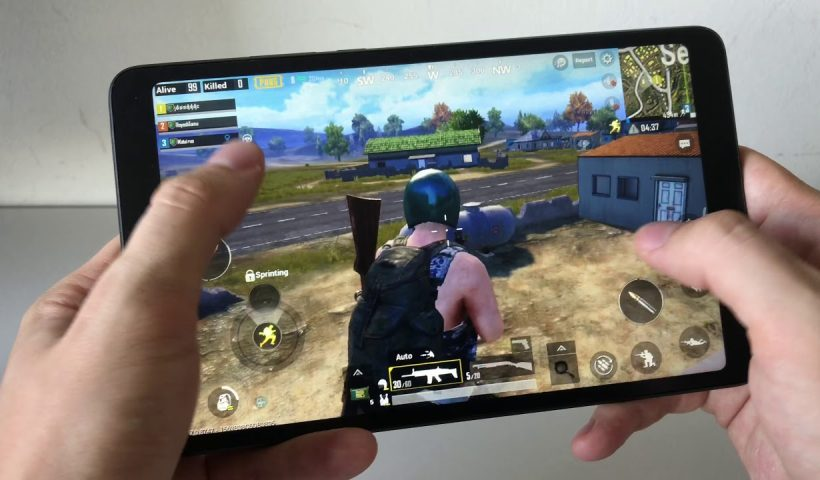 Best Smartphones for PUBG Gaming