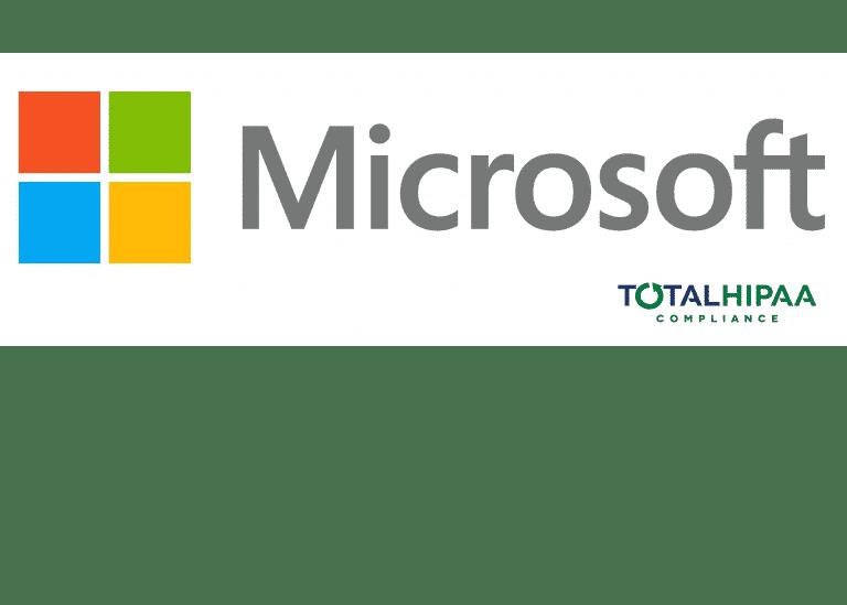 Microsoft HIPAA compliance