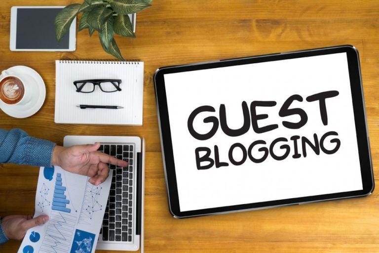 Guest Blogging for Link Building