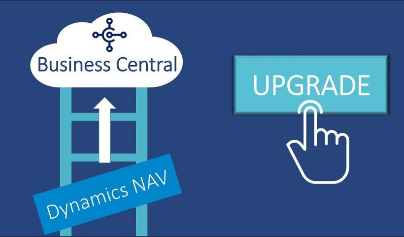 Dynamics NAV to Dynamics 365 Business Central