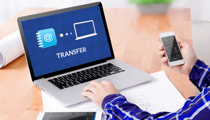 Transfer Outlook Address