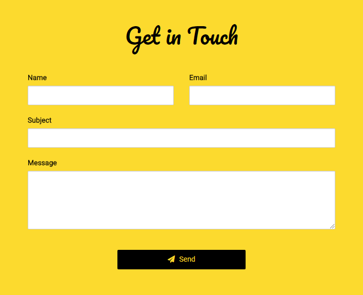 Tips for Creating a Perfect Contact Form