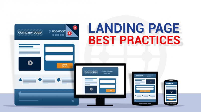 Tips for Designing Better Landing Pages