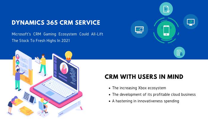 Microsoft's CRM Gaming Ecosystem