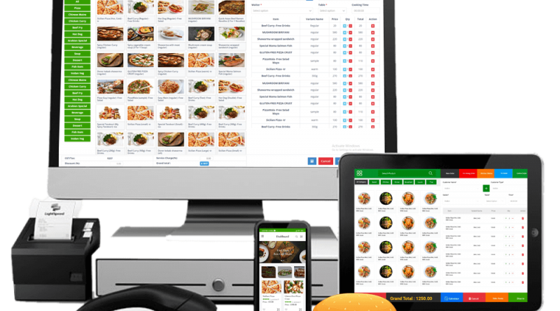 Restaurant Billing software System